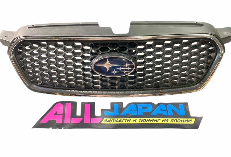 Решётка радиатора Subaru Legacy BL 2006 передняя (б/у)