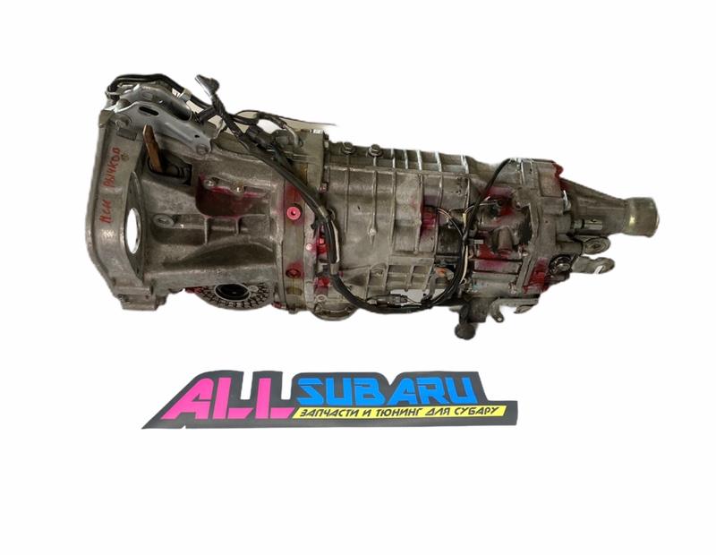 Трансмиссия мкпп Subaru Impreza Wrx Sti GRB 2008 (б/у)