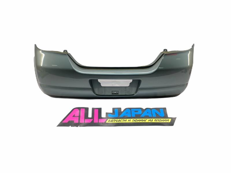 Бампер задний Nissan Tiida JC11 2004 задний (б/у)