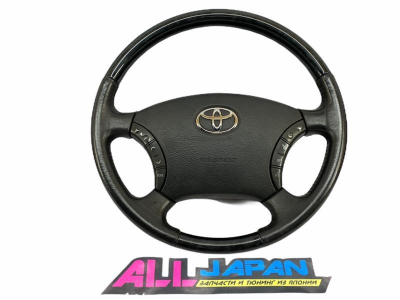 Руль Toyota Alphard ANH10W 2002 (б/у)