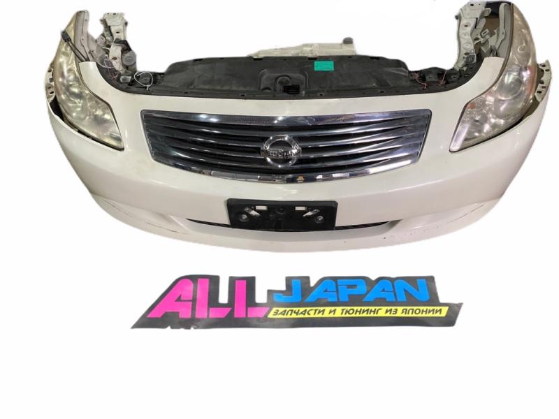 Ноускат, nose cut Nissan Skyline KV36 2006 передний (б/у)