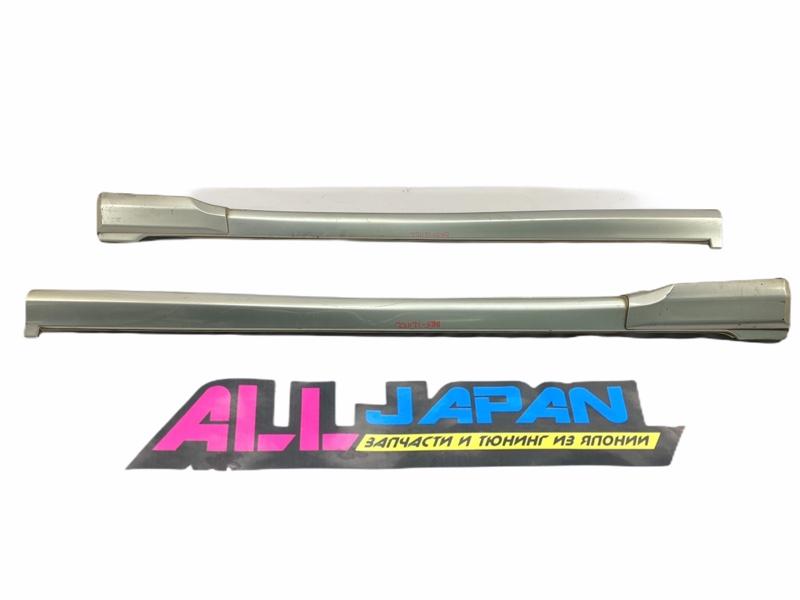 Порог, накладка Subaru Legacy BE 1998 (б/у)