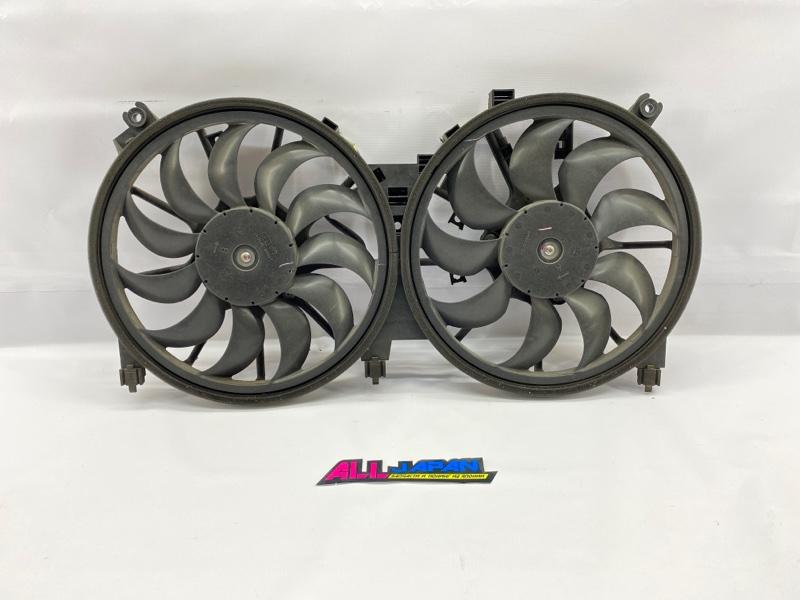 Вентилятор охлаждения двигателя Nissan Teana J32 2008 передний (б/у)