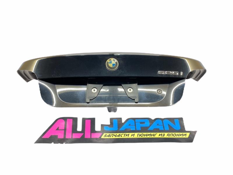 Крышка багажника Bmw 5-Series E60 2003 задняя (б/у)