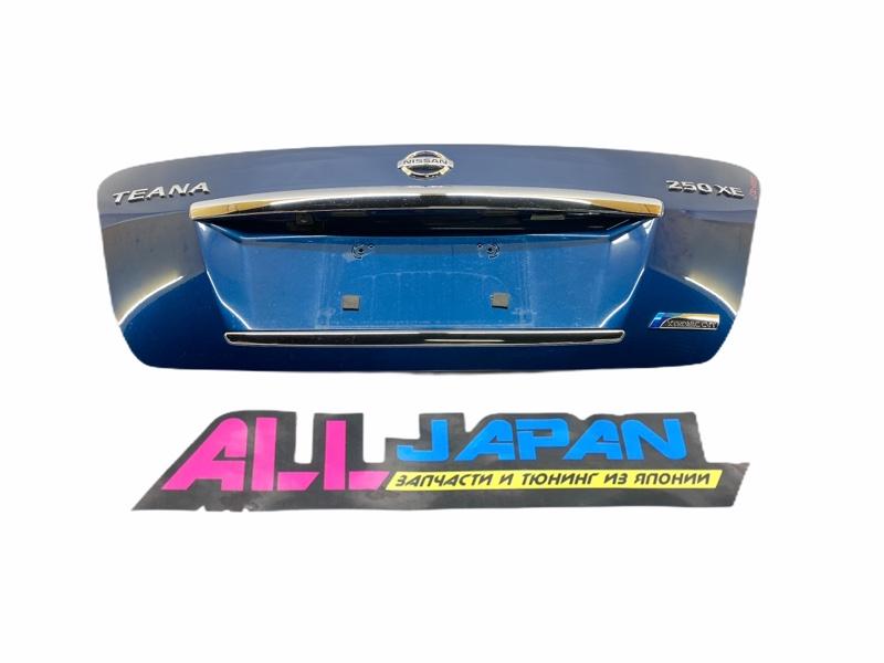 Крышка багажника Nissan Teana J32 2008 задняя (б/у)