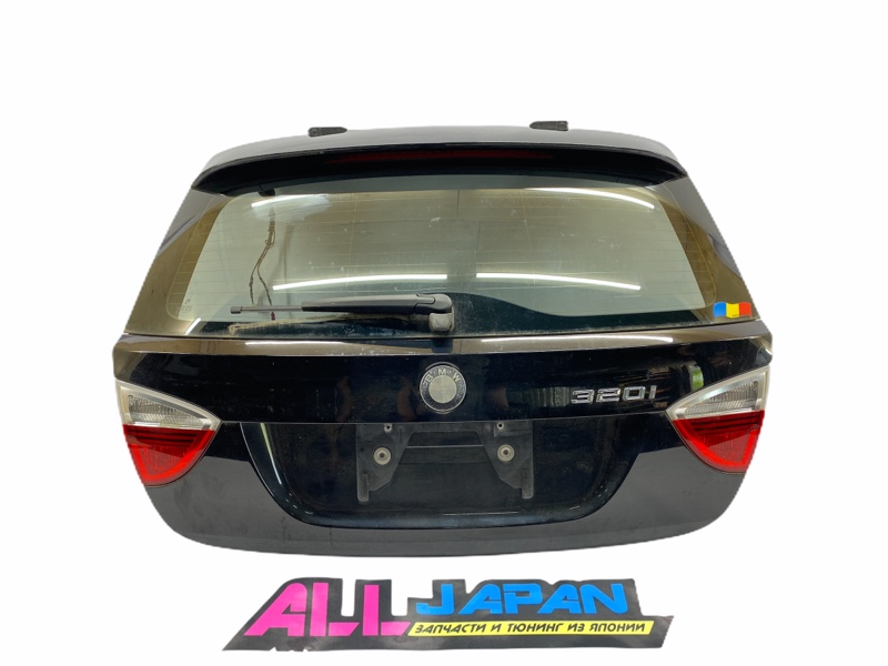 Крышка багажника Bmw 3-Series E91 2004 задняя (б/у)