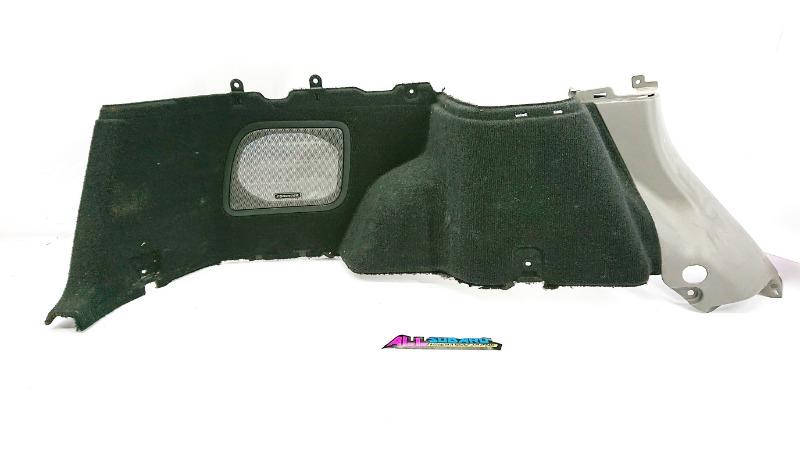 Обшивка багажника Subaru Forester SG9 EJ255 2003 задняя левая (б/у)