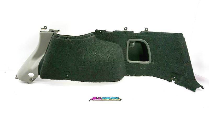 Обшивка багажника Subaru Forester SG9 EJ255 2003 задняя правая (б/у)