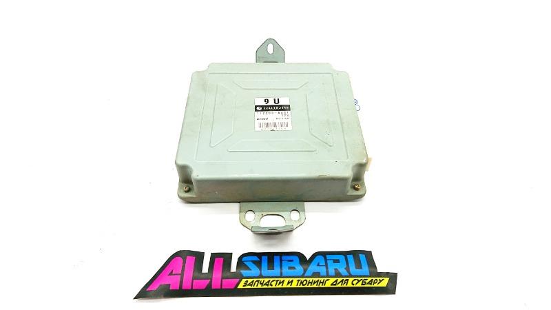 Блок управления двигателя, мозг Subaru Forester SG9 EJ255 2003 (б/у)