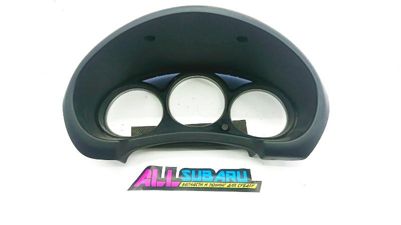 Рамка приборной панели Subaru Forester SG9 EJ255 2003 (б/у)