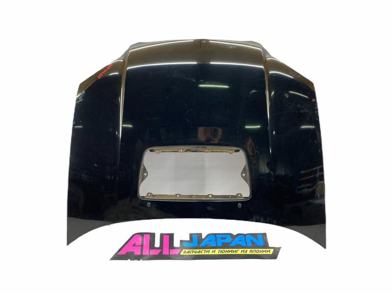 Капот Subaru Impreza Wrx GGA 2003 передний (б/у)