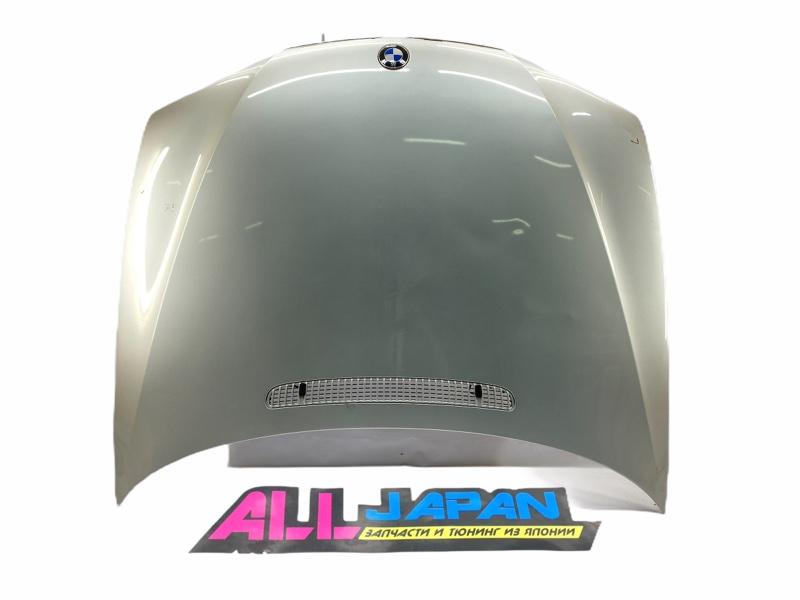 Капот Bmw 3-Series E46 2001 передний (б/у)
