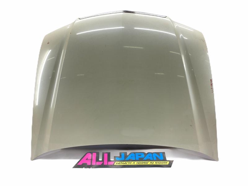 Капот Honda Accord 7 CL7 2002 передний (б/у)
