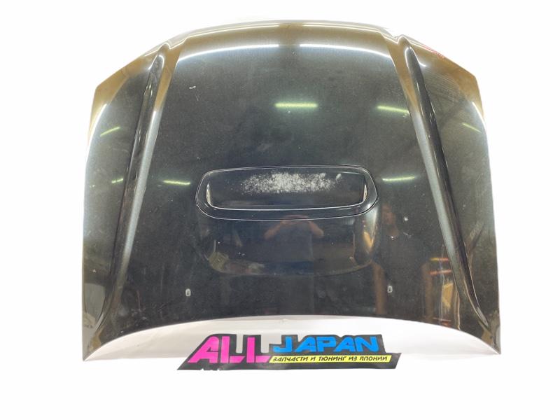 Капот Subaru Legacy BH 1998 передний (б/у)