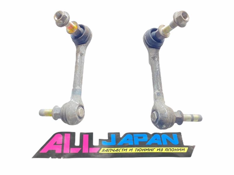 Стойка стабилизатора Nissan Fuga PY50 2004 задняя (б/у)