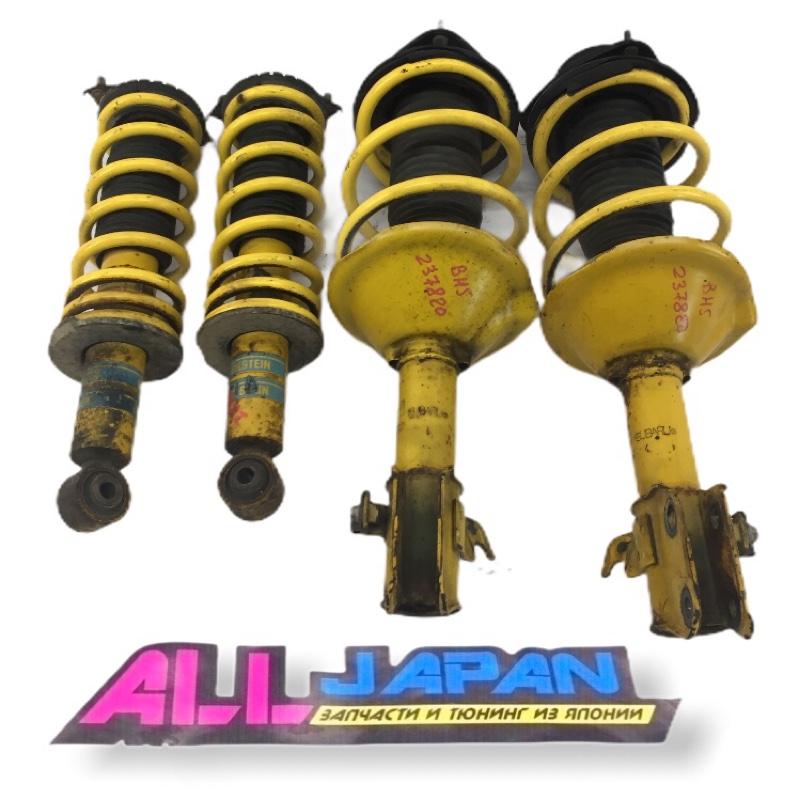 Амортизаторы, стойки комплект Subaru Legacy BE 1998 (б/у)