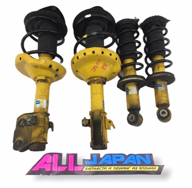 Амортизаторы, стойки комплект Subaru Legacy BL 2003 (б/у)