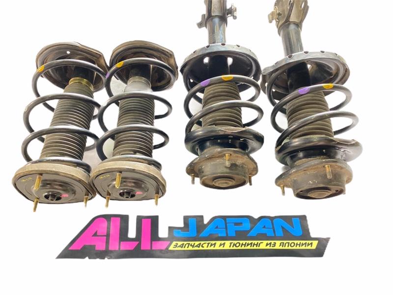 Амортизаторы, стойки комплект Subaru Impreza Wrx GGA 2000 (б/у)