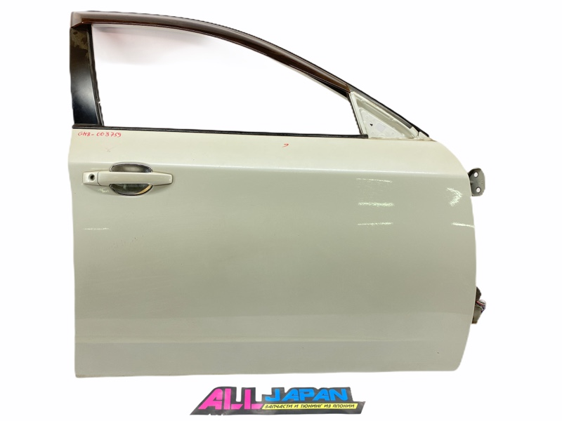 Дверь передняя правая Subaru Impreza Wrx GH 2007 передняя правая (б/у)
