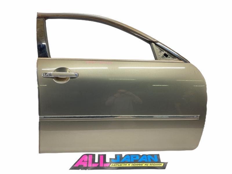 Дверь передняя правая Nissan Fuga PY50 2007 передняя правая (б/у)