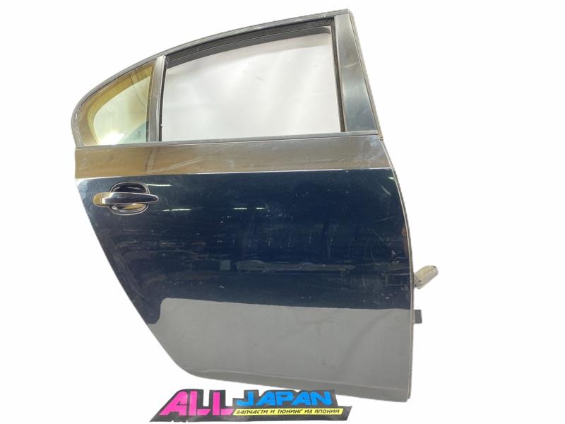 Дверь задняя правая Bmw 5-Series E60 2003 задняя правая (б/у)