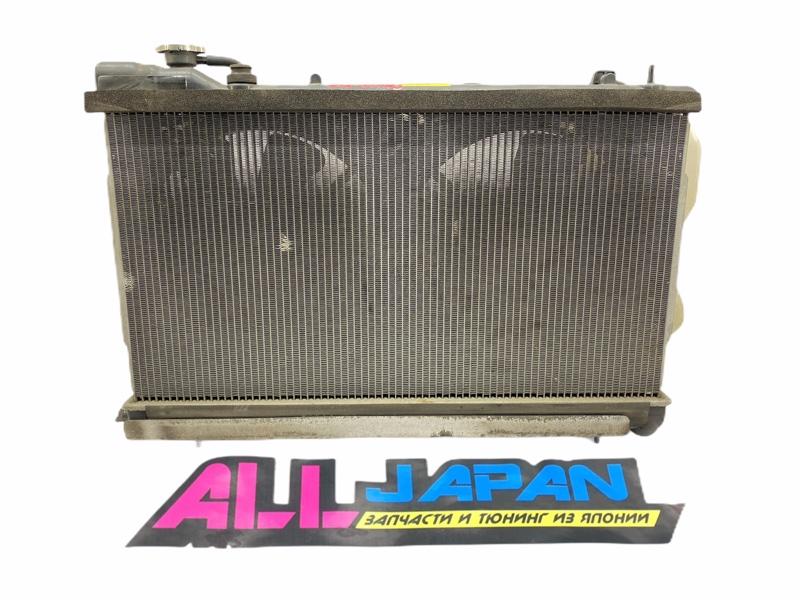 Радиатор охлаждения двигателя Subaru Forester SG5 2005 (б/у)