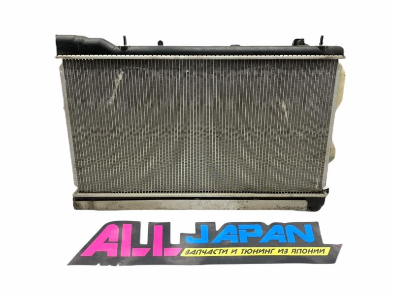 Радиатор охлаждения двигателя Subaru Forester SG5 EJ205 2002 (б/у)