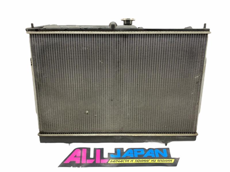 Радиатор охлаждения двигателя Mitsubishi Airtrek CU2W 2001 (б/у)