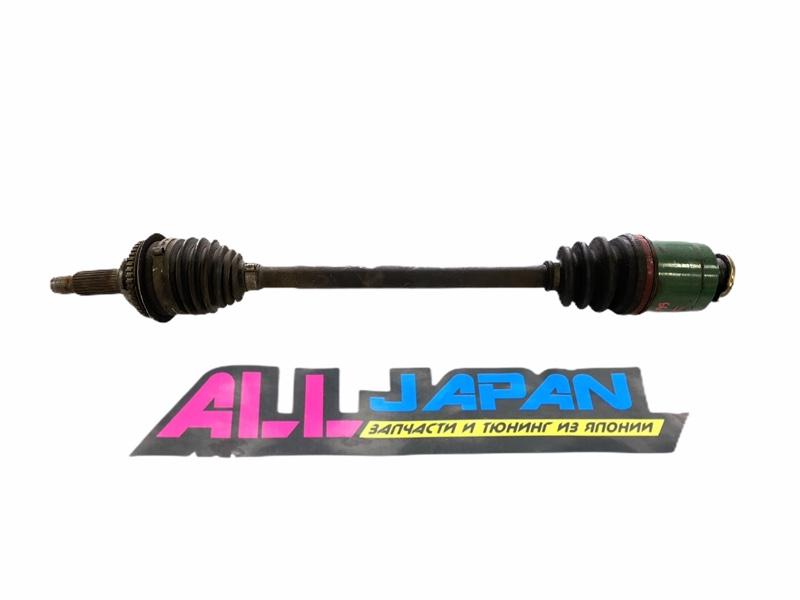 Привод, шрус, граната Subaru Legacy BE 1998 передний (б/у)