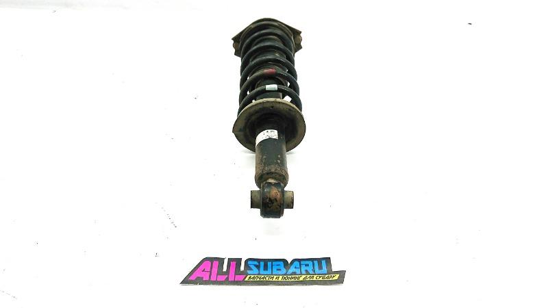 Амортизатор, стойка задняя Subaru Impreza Wrx Sti GRB EJ207 2008 задний (б/у)