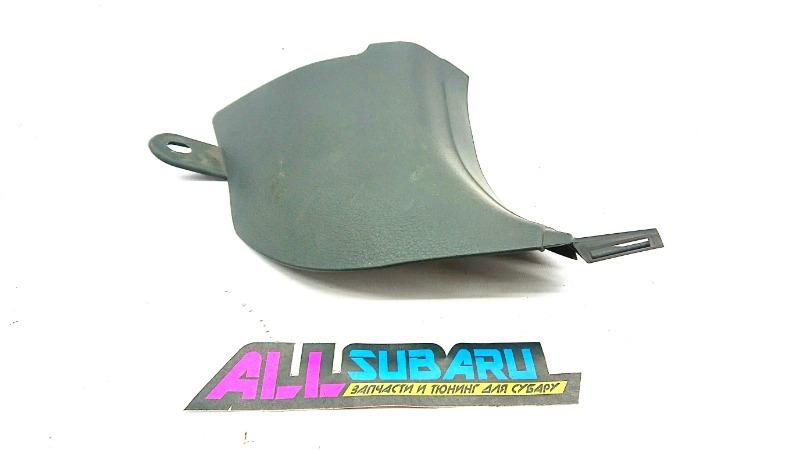 Накладка порога в салоне Subaru Impreza Wrx Sti GRB EJ207 2008 передняя правая (б/у)
