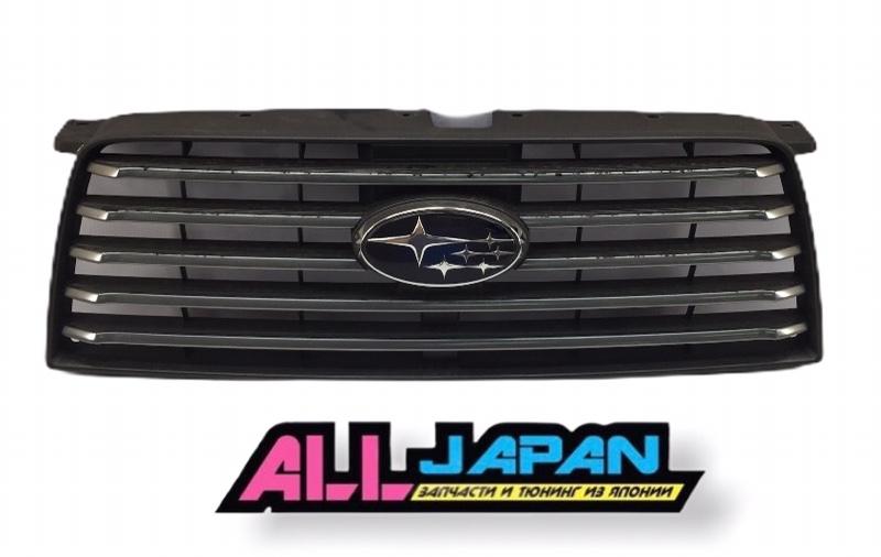 Решётка радиатора Subaru Forester SG 2005 передняя (б/у)