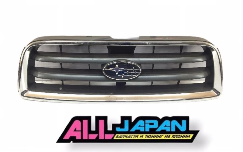 Решётка радиатора Subaru Forester SG 2002 передняя (б/у)
