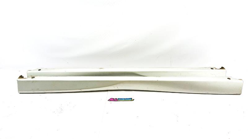 Порог, накладка Subaru Forester SF5 EJ205 1996 (б/у)