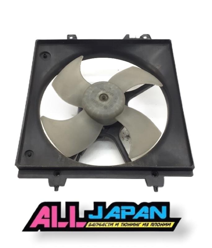 Вентилятор охлаждения двигателя Subaru Legacy BH5 1998 передний правый (б/у)