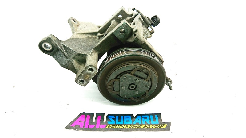 Компрессор кондиционера Subaru Impreza Wrx Sti GD EJ207 2005 (б/у)