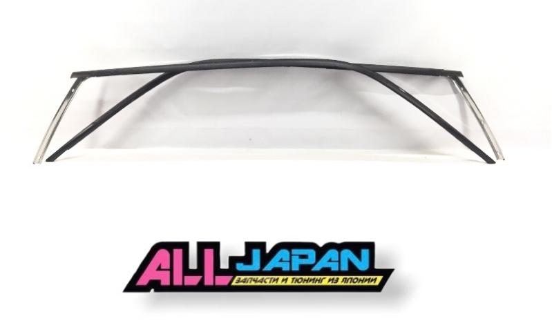 Молдинг кузова, удочка, ветровик Subaru Forester SG 2002 (б/у)