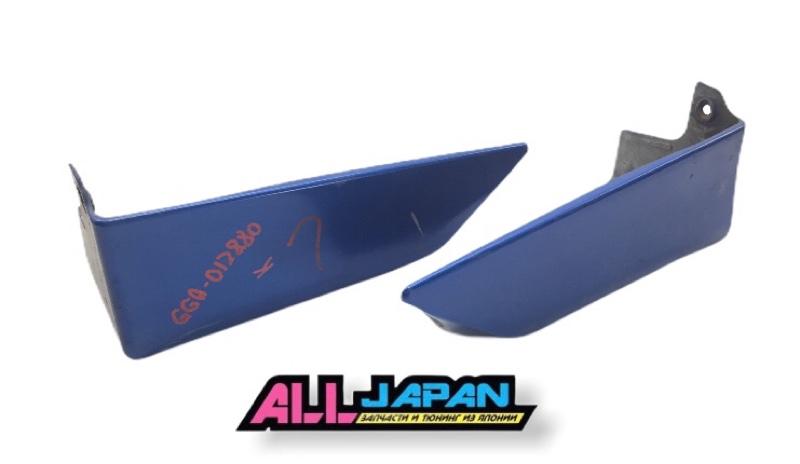 Накладка, клык Subaru Impreza Wrx GGA 2003 (б/у)