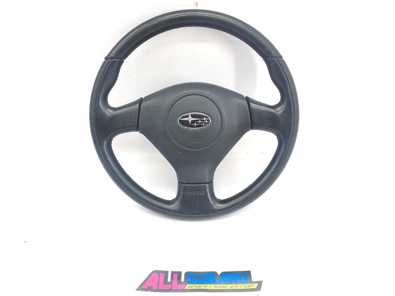 Руль Subaru Impreza Wrx GD EJ205 2003 (б/у)