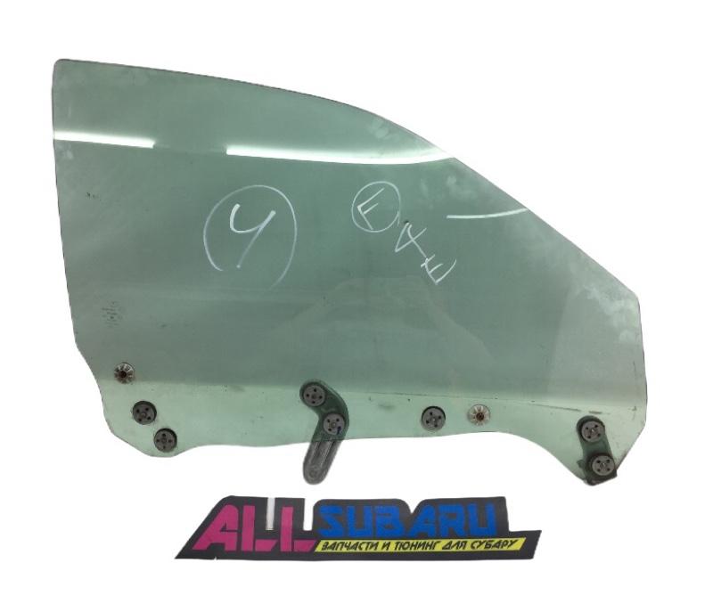 Стекло двери Subaru Impreza Wrx GD EJ205 2003 переднее правое (б/у)