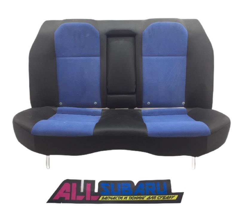 Сиденье Subaru Impreza Wrx GD EJ205 2003 заднее (б/у)