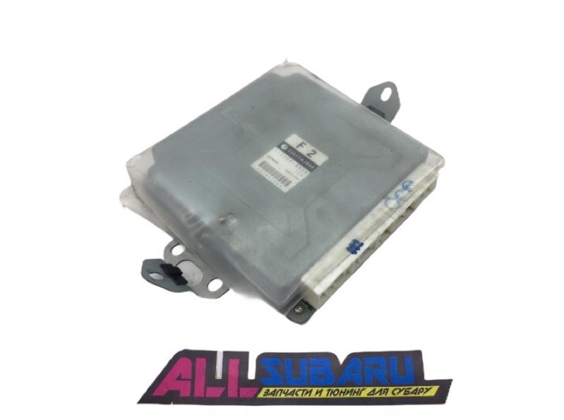 Блок управления двигателя, мозг Subaru Impreza Wrx GD EJ205 2003 (б/у)