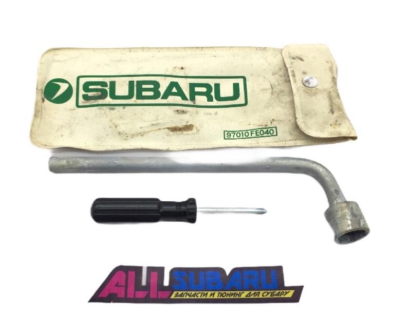 Набор инструмента оригинальный subaru Subaru Impreza Wrx GD EJ205 2003 (б/у)
