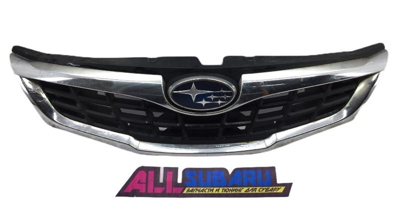 Решётка радиатора Subaru Impreza Wrx GH 2008 (б/у)