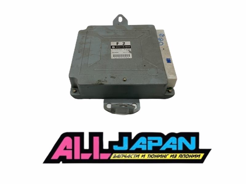 Блок управления двигателя, мозг Subaru Impreza Wrx GGA EJ205 2003 (б/у)