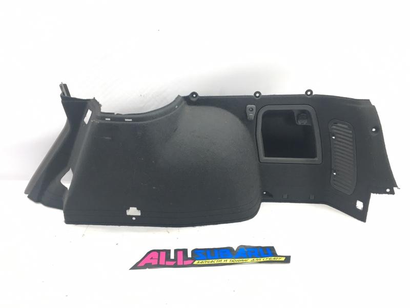 Обшивка багажника Subaru Forester SF5 EJ205 1996 задняя правая нижняя (б/у)