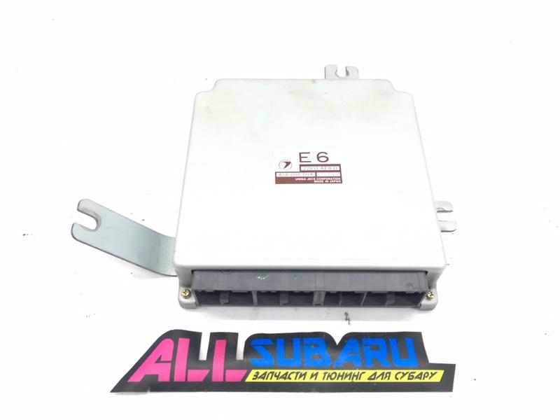 Блок управления двигателя, мозг Subaru Forester SF5 EJ205 1996 (б/у)