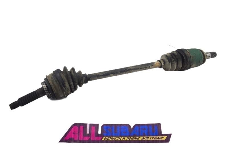 Привод, шрус, граната Subaru Forester SG9 EJ255 2003 задний (б/у)