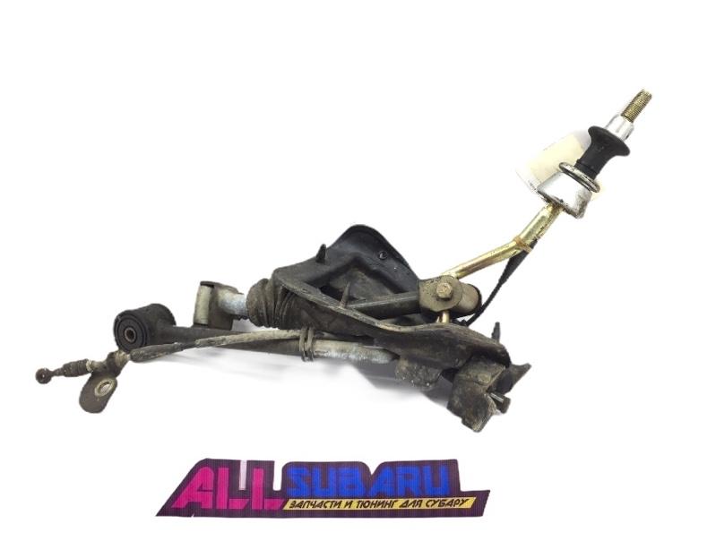 Кулиса мкпп Subaru Forester SG9 EJ255 2003 (б/у)