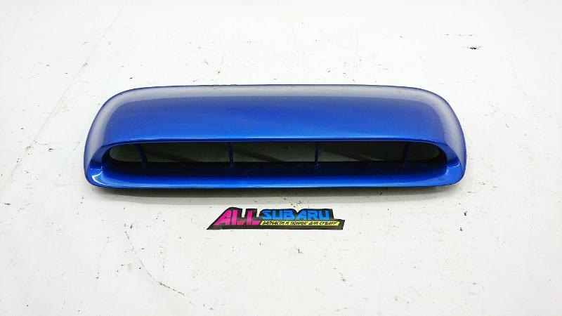 Воздухозаборник, ноздря Subaru Impreza Wrx Sti GDB EJ207 2000 (б/у)